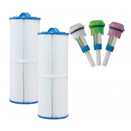 Pack de filtres et arômes à sélectionner